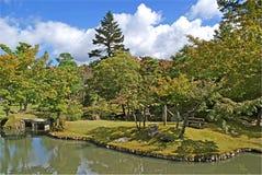 Nara park Arkivbild