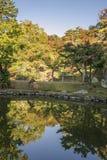 Nara Park Royaltyfri Bild