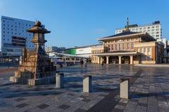 Nara Station Royalty Free Stock Photography