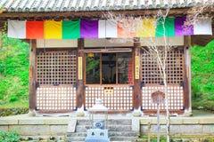 Nara tempel i vår Royaltyfria Bilder