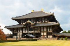 Nara Temple, curso de Ásia, Japão imagem de stock