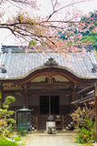 Nara temple in spring Royalty Free Stock Photography