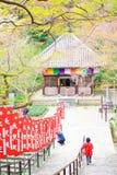 Nara temple in spring Stock Photos