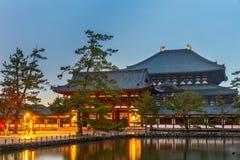Nara, Todaiji Temple Royalty Free Stock Photos