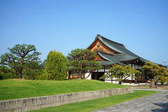 Nara yakushiji arkivbild