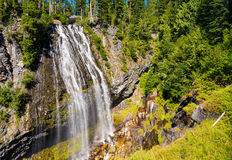 Narada Falls Royalty Free Stock Photo