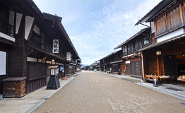 Narai Juku Town Stock Photography