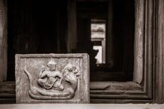Narai z naga przy Panomrung dziejowym parkiem Fotografia Royalty Free