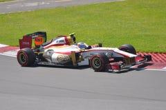 Narain Karthikeyan in 2012 F1 Canadian Grand Prix Royalty Free Stock Photography