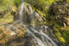 Naramata Falls Royalty Free Stock Photography