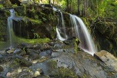 Naramata Falls Royalty Free Stock Photo
