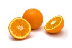 Naranja 3 Imagen de archivo libre de regalías