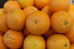 Naranja Fotos de archivo