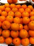 Naranja Imágenes de archivo libres de regalías