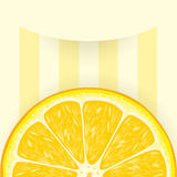 Naranja Foto de archivo libre de regalías