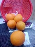 Naranja Fotografía de archivo