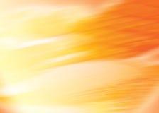 Naranja abstracta ilustración del vector