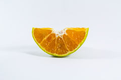 Naranja cuarta Foto de archivo