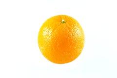 Naranja de la cáscara Fotografía de archivo