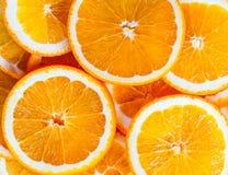 Naranja de la fruta Fotografía de archivo libre de regalías