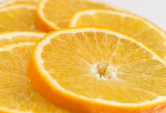 Naranja de la fruta fotos de archivo libres de regalías
