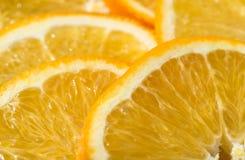 Naranja de la fruta foto de archivo libre de regalías