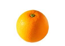 Naranja de Sunkist Imagen de archivo libre de regalías