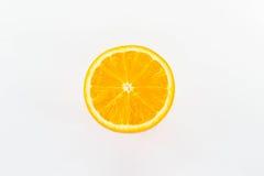 Naranja del oro Imagen de archivo libre de regalías