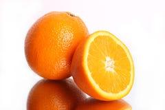 Naranja dulce Imágenes de archivo libres de regalías