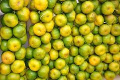 Naranja dulce de la fruta cítrica Imagenes de archivo