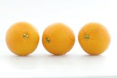Naranja fresca Imágenes de archivo libres de regalías