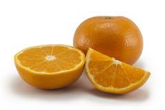 Naranja fresca Fotografía de archivo libre de regalías