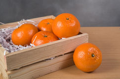 Naranja, mandarina Imagen de archivo