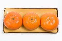 Naranja, mandarina Fotografía de archivo