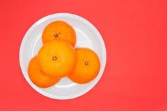 Naranja para el día de fiesta chino lunar del tet del Año Nuevo Fotografía de archivo libre de regalías