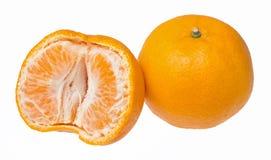 Naranja ponkan de la miel dulce estupenda Imagen de archivo libre de regalías