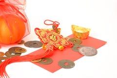 Naranja por Año Nuevo chino Foto de archivo