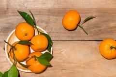 Naranja por Año Nuevo chino lunar Concepto del día de fiesta de Tet Fotografía de archivo