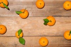 Naranja por Año Nuevo chino lunar Concepto del día de fiesta de Tet Imagen de archivo