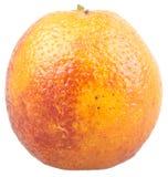 Naranja sangrienta fresca Imagenes de archivo