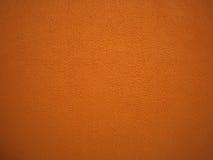 Naranja texturizada de la pared Foto de archivo