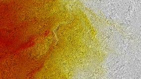 Naranja y Grey Wool Fabric Texture Background ilustración del vector