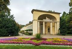 Naranjal en el nuevo jardín, Potsdam, Alemania imágenes de archivo libres de regalías
