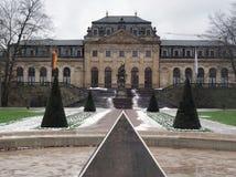 Naranjal en Fulda fotografía de archivo