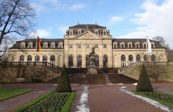 Naranjal en Fulda imagenes de archivo