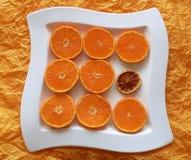 Naranjas Imagen de archivo libre de regalías
