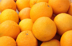 Naranjas. foto de archivo