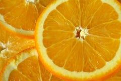 Naranjas Fotografía de archivo