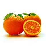 Naranjas. Fotos de archivo