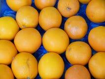 Naranjas de la fruta Foto de archivo libre de regalías